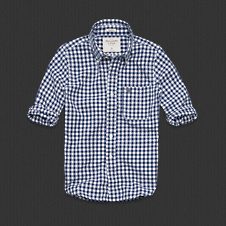 Mens Grey Peak Shirt