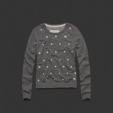Womens Chelsea Shine Sweatshirt