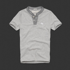 Mens Dickerson Notch Henley