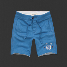 Mens A&F Athletic Shorts
