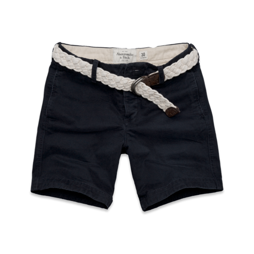 Shorts & Skin A&F Preppy Fit Shorts