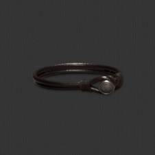 Mens Vintage Leather Bracelet