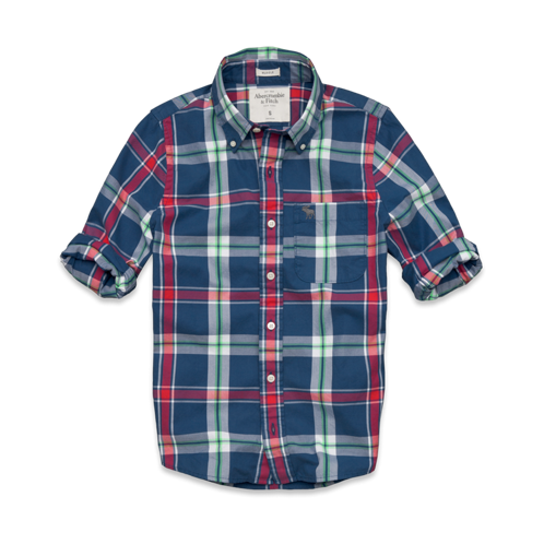 Mens Lake Eaton Shirt