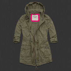 Womens Breana Parka