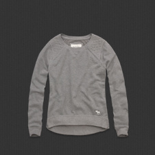 Womens Polly Sweatshirt