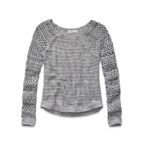 Womens Leigh Shine Sweater