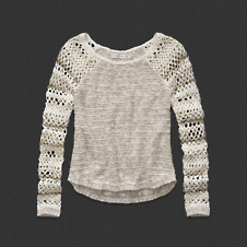 Womens Leigh Sweater