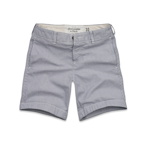 Mens A&F Prep Fit Shorts