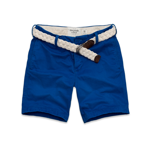 DELETE Shorts & Skin A&F Preppy Fit Shorts