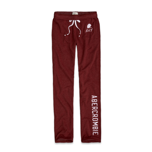 Sweatpants A&F Boyfriend Sweatpants