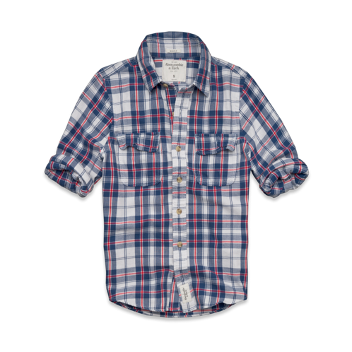 Mens Winch Pond Twill Shirt