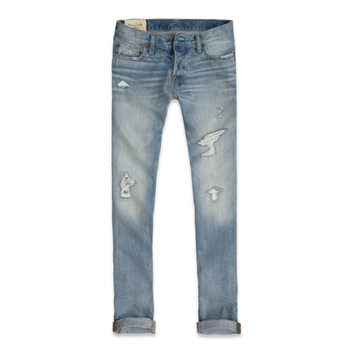 Mens A&F Skinny Jeans