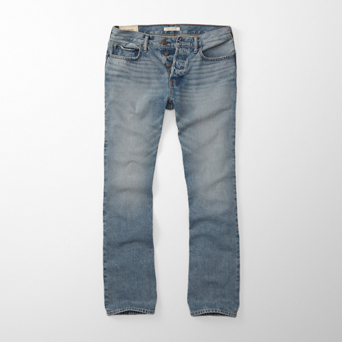 Mens A&F Boot Jeans