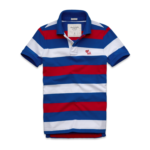 Mens Owls Head Mountain Polo