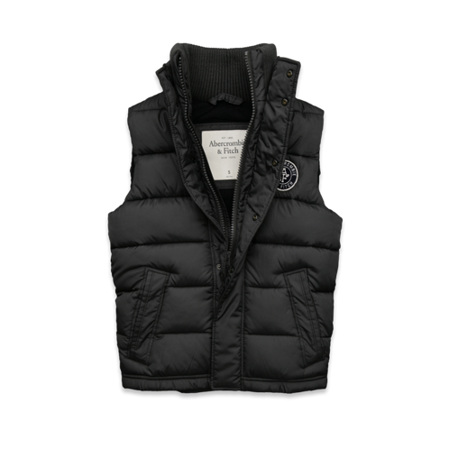 Mens Giant Mountain Vest
