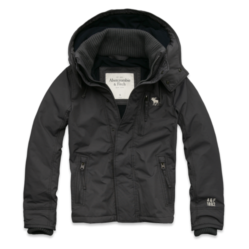 Mens A&F All-Season Weather Warrior