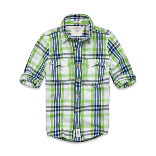 Mens Palmer Brook Twill Shirt