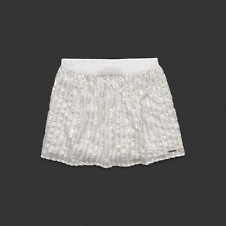 Womens Alexis Shine Skirt