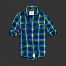 Mens MacNaughton Mountain Twill Shirt