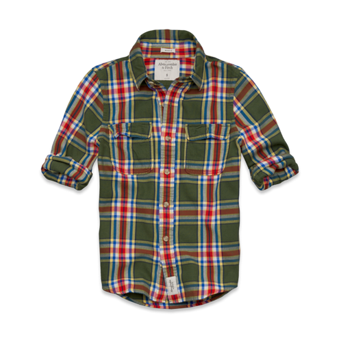 Shirts MacNaughton Mountain Twill Shirt
