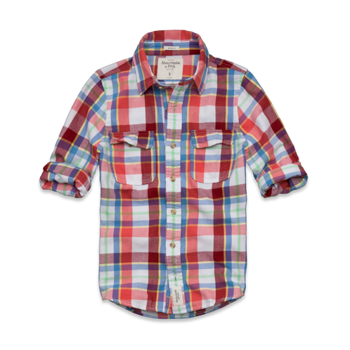 Phelps Trail Twill Shirt