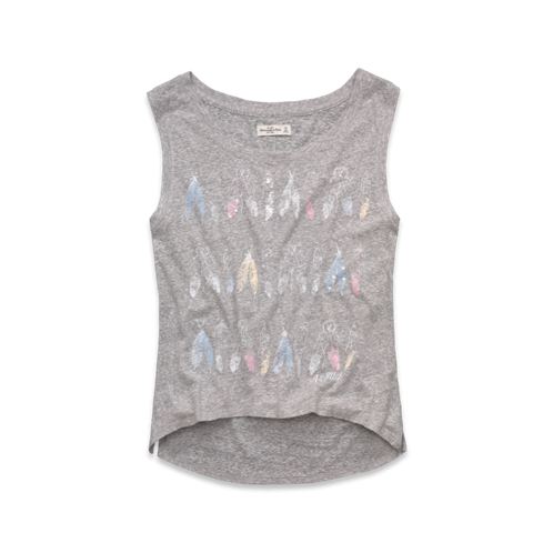 Graphic Tees (old) Marlie Embellished Tank