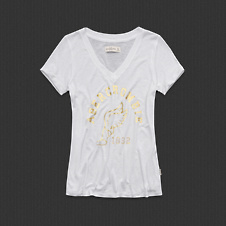 Womens Stephanie Shine Tee