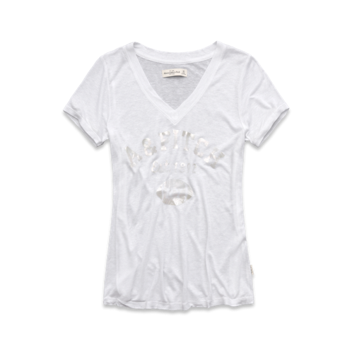 Tops Stephanie Shine Tee