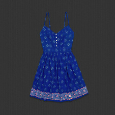 Womens Abra Dress
