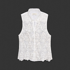 Womens Codie Lace Shirt
