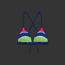Womens April Swim Top