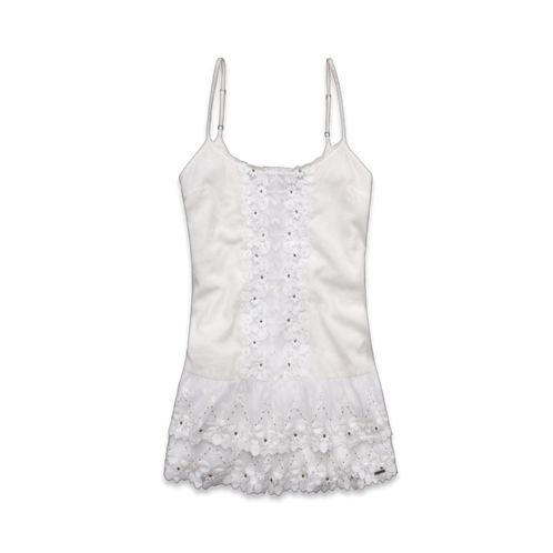 Womens Caroline Lace Dress