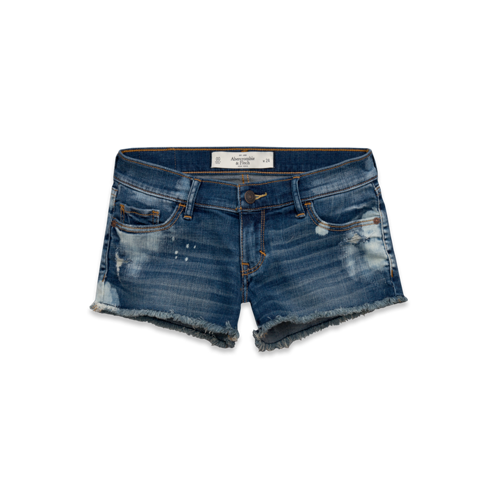 Shorts A&F Low Rise Shorts