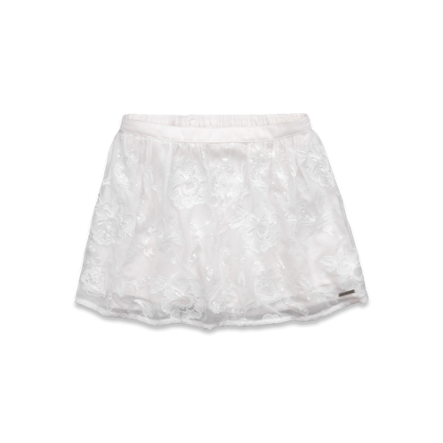 Womens Leanne Shine Skirt