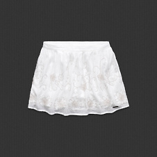 Womens Eliza Shine Skirt