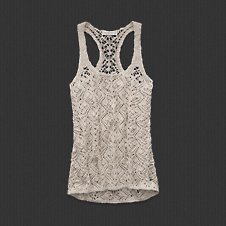 Womens Lucy Sweater Tank
