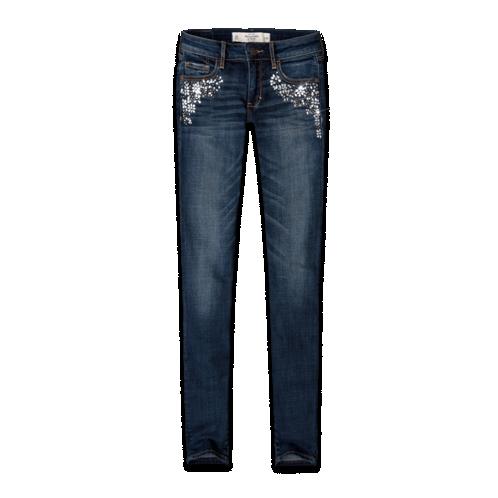 Womens A&F Super Skinny Jeans