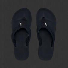 Mens Classic Cloth Flip Flops