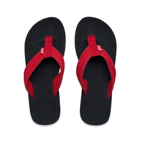 Mens Classic Cloth Flops