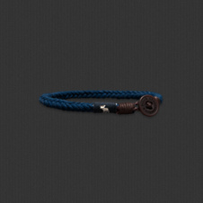 Mens Colorful Braided Bracelet