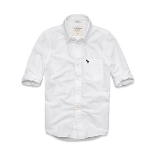 Mens Lewey Mountain Oxford Shirt