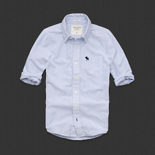 Mens Latham Pond Oxford Shirt