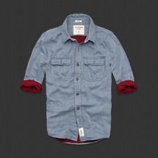 Mens Bear Run Shirt