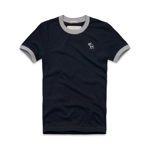 Mens Owen Pond Crew Tee
