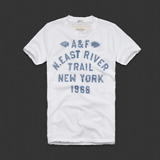 Mens Shaw Pond Tee