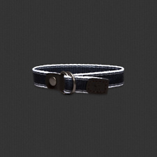 Mens Classic Striped Bracelet