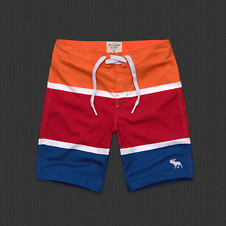 Mens Bushnell Falls Swim Shorts