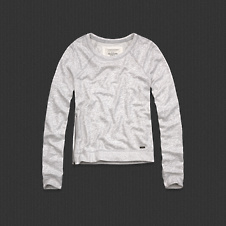 Womens Meredith Shine Sweatshirt