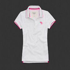 Womens Megan Polo