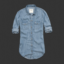 Womens Haven Denim Shirt